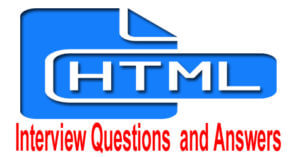 HTML-Interview- -Question-and-answers