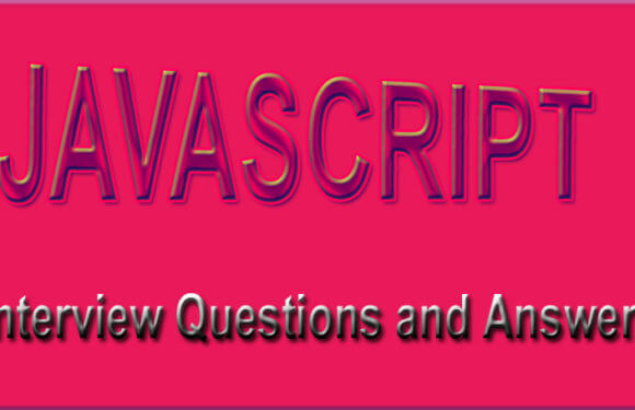 JavaScript Interview Questions and Answers
